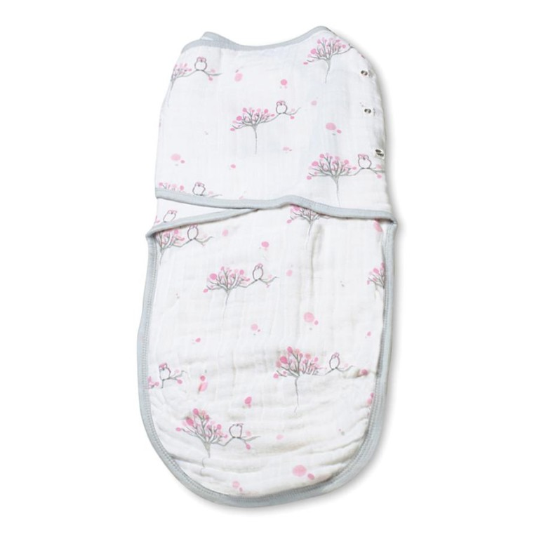 Aden + Anais Classic Easy Swaddle - For The Birds