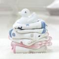 Aden + Anais Washcloth Set - Heartbreaker (3-Pack)
