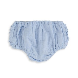 Aden + Anais Ruffle Bloomer - Night Sky Blue