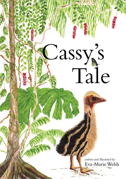 Eva Books Cassy's Tale
