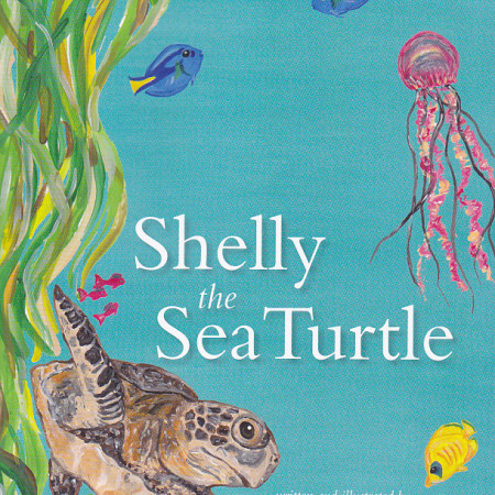 Eva Books Shelly The Sea Turtle