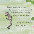 Eva Books Nipper The Crocodile