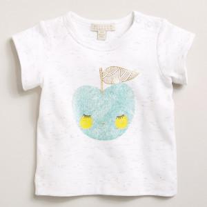 Wilson & Frenchy Little Apple Tee T-Shirt