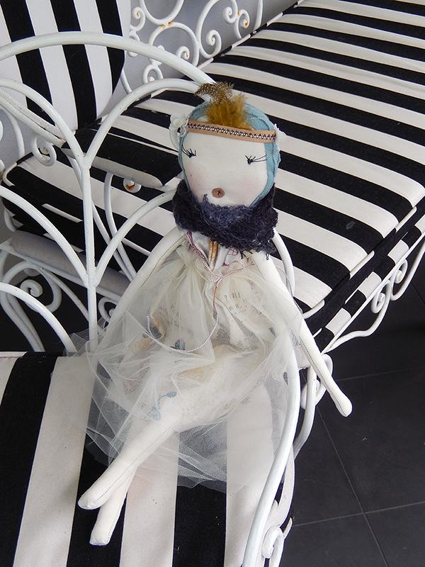Maluisa Dolls Foo-Foo Doll