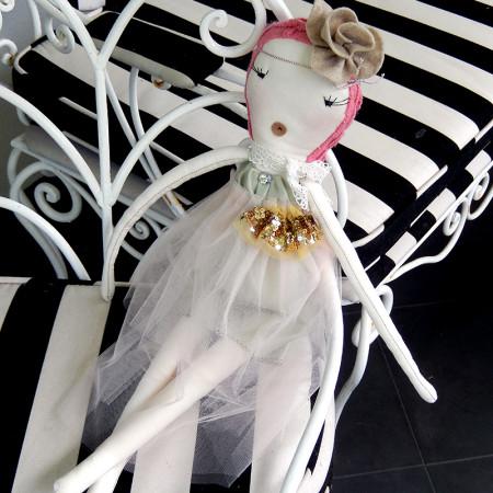 Maluisa Dolls Dee-Dah Doll