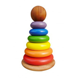 Q Toys Rocking Stacking Rings