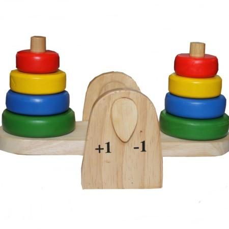 Q Toys Balancing Game