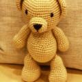 Q Toys Brown Bear