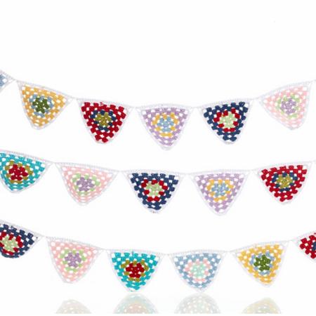 Samana Crochet Bunting