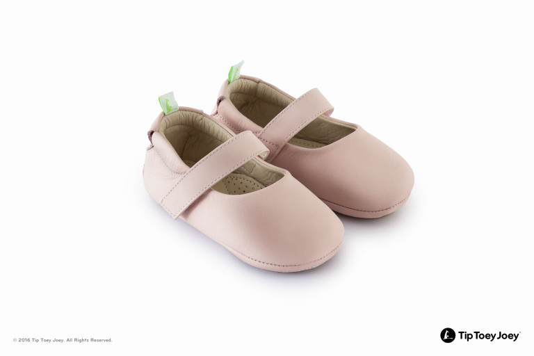 Tip Toey Joey Dolly Sandals - Cotton Candy