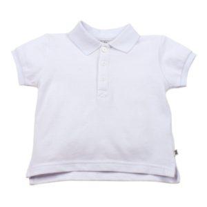 BEBE S/16 Cruze Cruze Polo Shirt - White