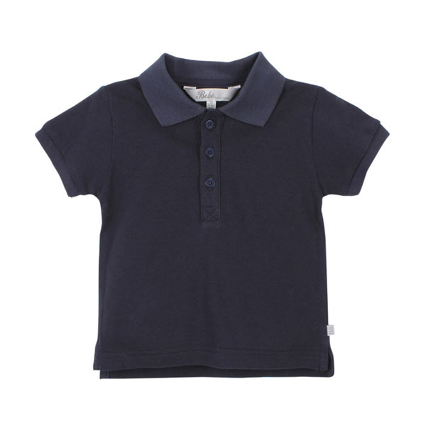 BEBE S/16 Cruze Polo Shirt - Bright Navy
