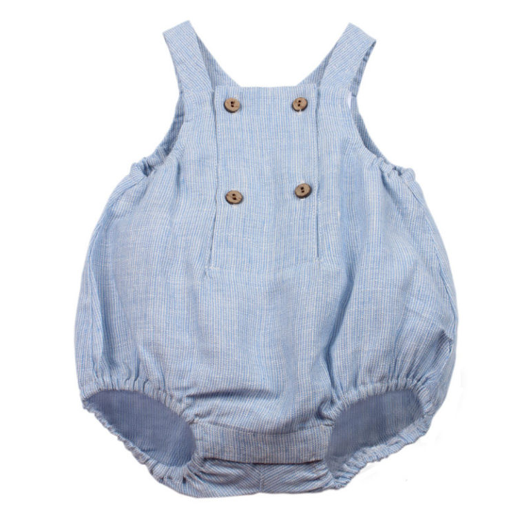 BEBE S/16 Bailey Overalls With Buttons