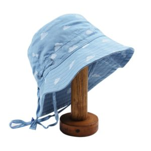 Fox & Finch S/16 Sun Hat - Clouds