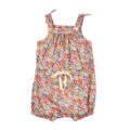 BEBE Liberty Woven Playsuit - Michelle