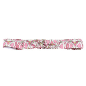 BEBE Liberty Headband with Bow - Mauverina