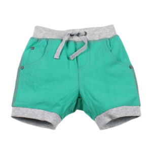 Fox & Finch Halifax Cotton Cuffed Shorts