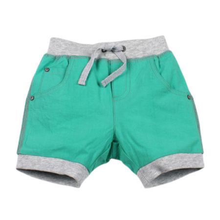 Fox & Finch Halifax Cotton Cuffed Shorts