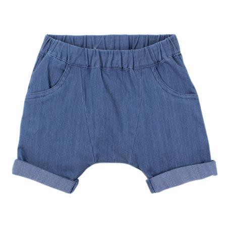 Fox & Finch Halifax Woven Cotton Shorts