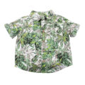 Fox & Finch Panama Leaf Print Shirt