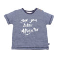 Fox & Finch Panama See You Later Alligator Tee