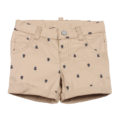 Fox & Finch Panama Bug Print Shorts