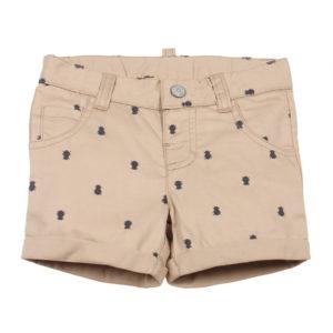 Fox & Finch Panama Bug Print Shorts