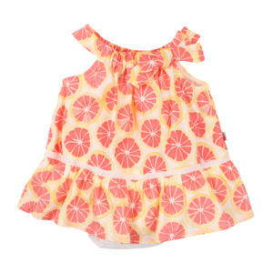 BEBE Hattie Layered Romper with Dress