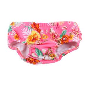 BEBE Kalani Nappy - Pink Aqua