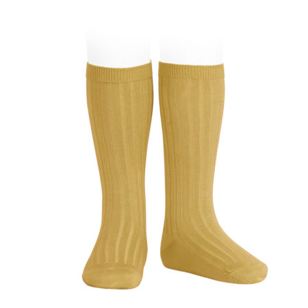 Condor Ribbed Knee High Socks