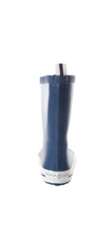 French & Soda – Long Gumboots – Navy