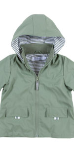 French & Soda – Raincoat – Unisex Khaki