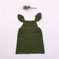 Handmade Roselin - Pinafore Dress